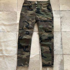 Re-done Originals camo pants. Mint condition